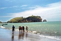 Atardecer Playa de Sua